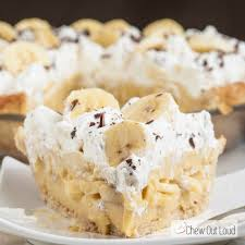 Best Pie Recipes Best Banana Cream Pie Recipe Chew Out Loud
