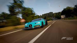 Since we didn't get it in forza horizon 3. Hd Wallpaper Forza Horizon 4 Buggati Bugatti Veyron Video Games Blue Cars Wallpaper Flare