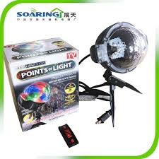As Seen On Tv Led Lightshow Points Of Light Hot Item As Seen As Tv Led Projector Light With Remote Control Led Stage Christmas Light