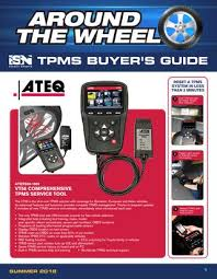 Dill Tpms Application Chart 2018 2018 Tpms Buyers Guide By David Pentecost Issuu