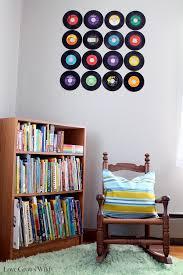 regulat hristos vinil disk decoration