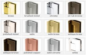 products include shower door hinges hinge and handle sets glass clamps a variety of pulls handles uchannel thresholds knobs towel bars hardware81