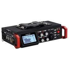Tascam DR-701D DSLR Kameralar için 6 Kanal Ses Kayıt Cihazı Fiyatları ve  Özellikleri