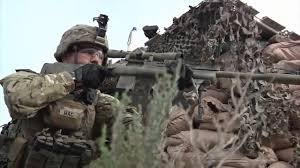 Marine Scout Snipers Army Snipers In Action Youtube