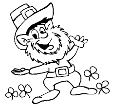 St Patricks Day Coloring Free St Patricks Day Drawings Download Free Clip Art Free