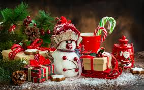 Christmas Gifts Large Wallpaper ...