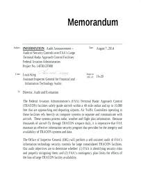 Audit Announcement Memo Template 6 Examples Samples Ideas Planning ...