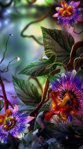 Cute 3D Flowers Wallpapers - Top Free ...