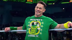 John Cena Thanks WWE SummerSlam After ...