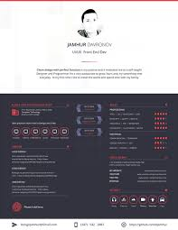 Resume Modern Format 34 Best Modern Design Resume Templates Simplefreethemes
