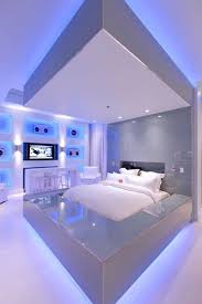 space lighting miami. miami blue suite at the hard rock hotel las vegas by chemical spaces space lighting