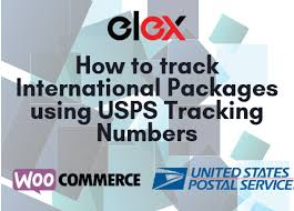 using usps tracking numbers