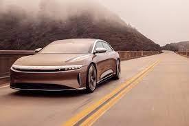 Lucid Electric Car Beats the Best Tesla ...