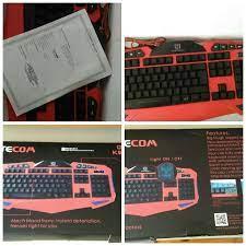 Çorum içinde, ikinci el satılık Whıtecom Gamıng Keyboard (O