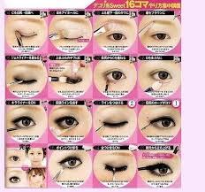 anese big eyes tutorial good thing it has pics because i no readey de chi ren ese