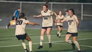 Purdue women's soccer Sarah Griffith spinal fusion return