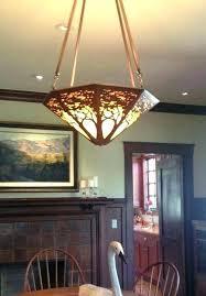 craftsman style chandelier craftsman chandelier craftsman style foyer chandelier