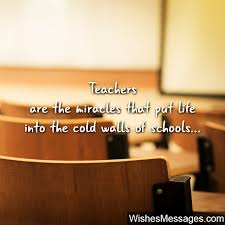 Beautiful Quotes On Teachers Best Of Birthday Wishes For Teachers Quotes And Messages WishesMessages