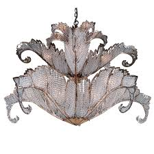 the three tier chandelier