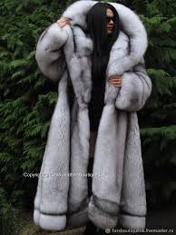 outer clothing handmade livemaster handmade royal fox fur coat from saga furs