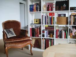 Image of: Bookshelf Room Divider Ideas