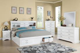 White King Storage Bed Frame Storage Designs