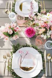 The details are a-plenty in this Floral Easter Brunch at Kara's Party  Ideas! Find this Pin and more on beautiful table settings ...