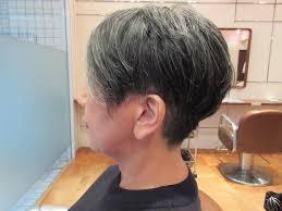 60代ショートスタイル 60代髪型 60代ヘアスタイル 60代ヘア