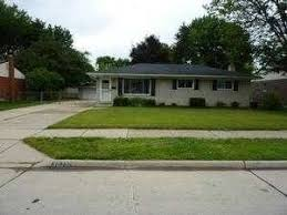 houses for rent in garden city mi. Foreclosure Home For Sale - 30732 Pierce St, Garden City, Michigan 48135 Houses Rent In City Mi