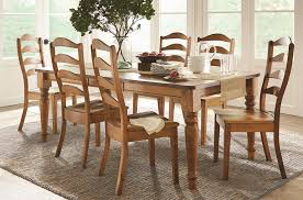 solid wood dining table sets copy colfax piece room set morris home black and white with leaf breakfast modern chairs round extendable oak amish tables nice