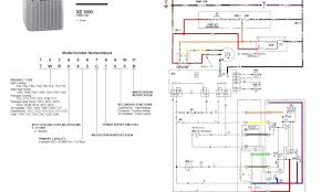pretty trane air conditioner wiring diagram pictures inspiration