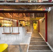 bar interiors design 2. Incredible Bar Interior Design With Tropical Inspirations 2 Interiors