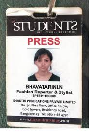 - Card A The Press Flashed Hindu Driver