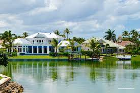 naples waterfront homes