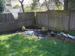 Stacy and Brian's Adventures in Life: Landscaping the Backyard Corner