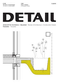Detail 52018 Fassade Facades By Detail Issuu