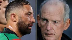 Penrith panthers coach ivan cleary has praised the two hometown heroes in matt burton and isaah yeo, following their standout performances at dubbo on sunday afternoon. Nrl 2021 South Sydney Rabbitohs Vs Penrith Panthers Coach Wayne Bennett Insults Benji Marshall Dubbo 56 12 Loss Nrl
