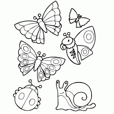 Vlinders Print Gratis Een Kleurplaat Idee Vlinder Kleurplaat Peuters