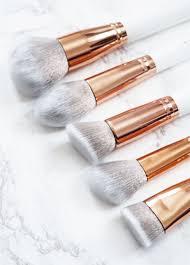 spectrum makeup brushes marble. spectrum marbleous brushes - 3 makeup marble l