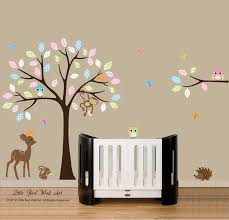 nursery wall stickers best baby decoration