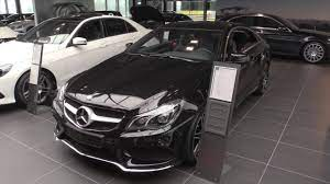 Youtube's collection of automotive variety! Mercedes Benz E Class Coupe Amg 2016 2017 In Depth Review Interior Exterior Youtube