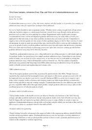 Example Of Admission Essays Graduate School Admissions Essay Examples Admission For Essays