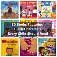 children books with black characters