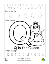 17 Best images about Letter Q Worksheets on Pinterest .