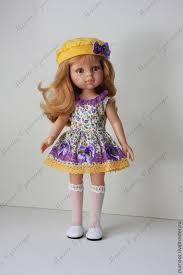 Купить <b>одежда для</b> кукол <b>Paola Reina</b> - платье, аутфит, паола ...