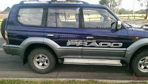 Landcruiser Prado TX 4x4 2000 4D Wagon Automatic 3L Diesel in VIC