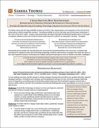 Executive Resumes Examples Best of National Awardwinning Executive Resume Examples Executive Cover