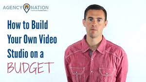 how to build your own video studio on a budget build video studio