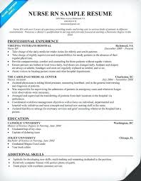 Nursing Resume Templates Free Mesmerizing Professional Nursing Resume Template Entry Level Nursing Resume New