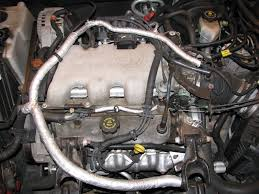 the original mechanic 3 1l engine gm replacing intake manifold this is the before picture of the 3 1l engine